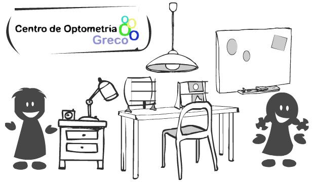 Centro de Optometría greco