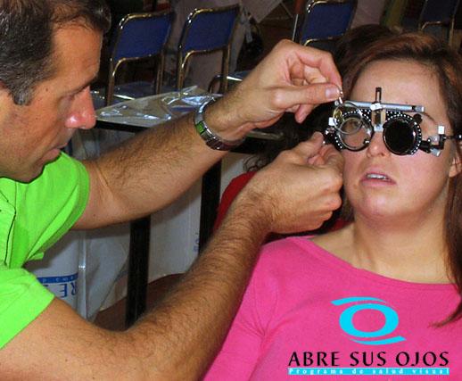 Abre sus ojos y Centro de Optmetría Greco