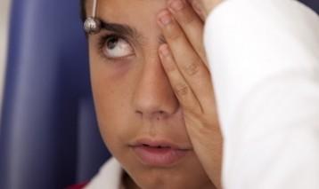 Movimientos oculares (examen visual)